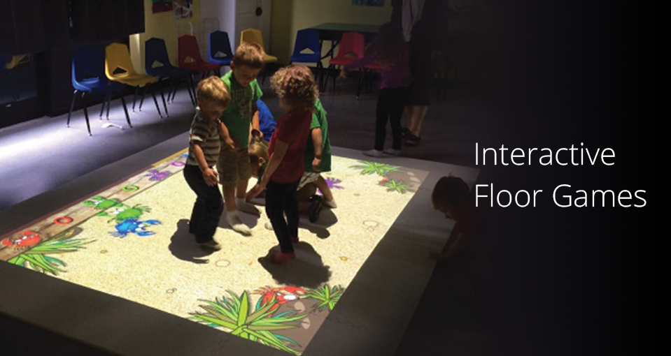 MotionMagix™: Interactive Playground Equipment | Interactive