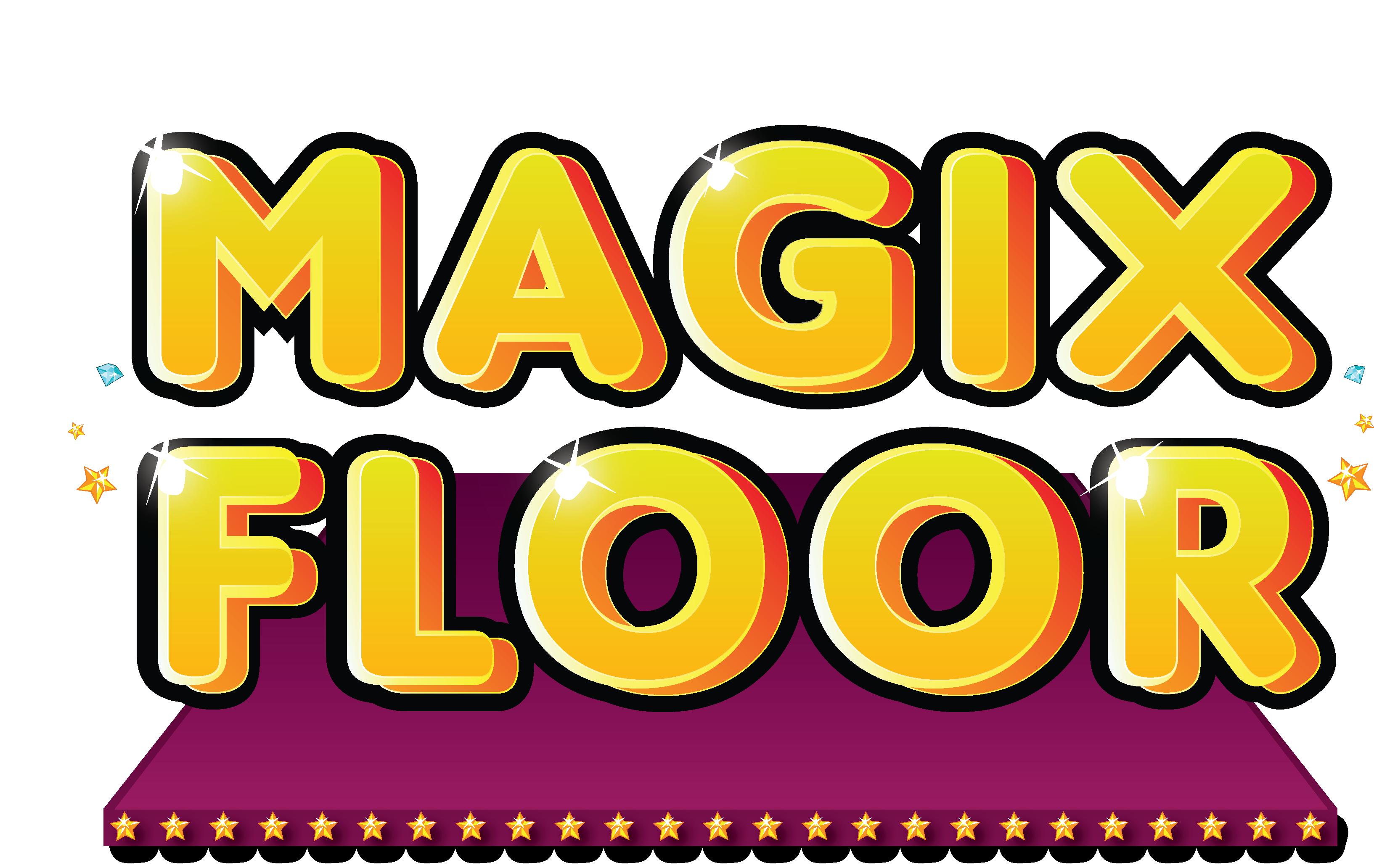 MagixFloor-redemption-arcade-game-logo